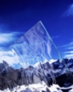 Glacier Glass/Flemish-1